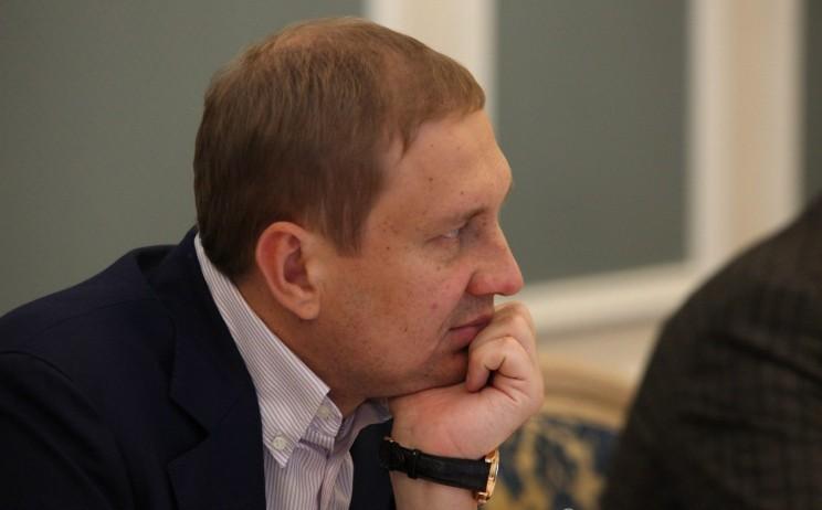 """Дмитрий Рябов, Председатель совета директоров и акционер банка """"Венец"""", владелец группы компаний DARS."""