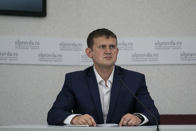 Александр Хаджибаев, и.о. директора фонда модернизации жилищно-коммунального комплекса Ульяновской области.