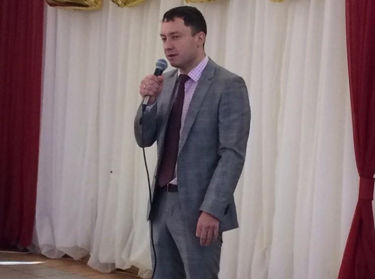 Артур Котельников, бизнесмен, депутат гордумы Ульяновска.