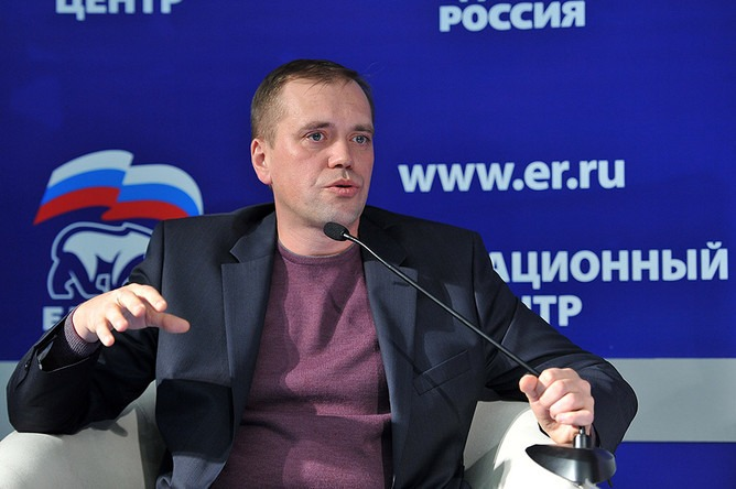 Дмитрий Травкин