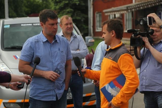 Дорожная инспекция ОНФ оценила качество дорог в Ульяновске-2017 3