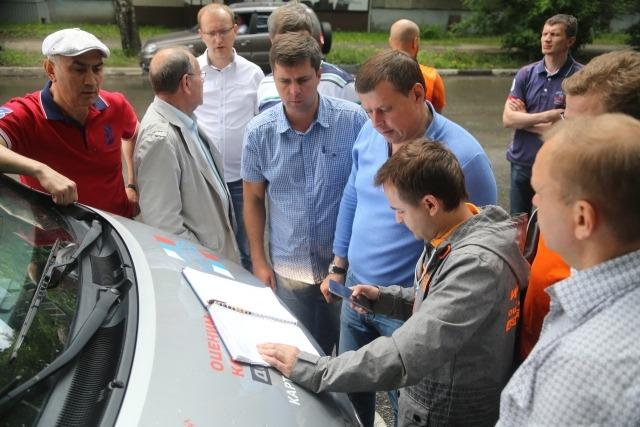 Дорожная инспекция ОНФ оценила качество дорог в Ульяновске-2017 4