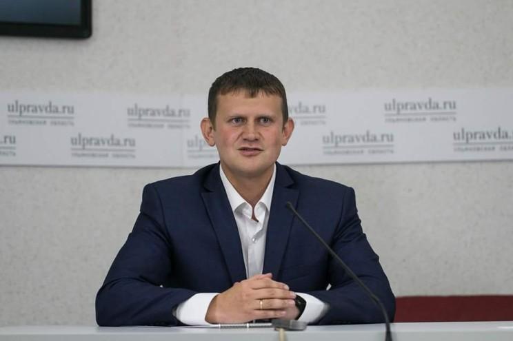 Александр Хаджибаев, и.о. директора фонда модернизации ЖКК Ульяновской области.