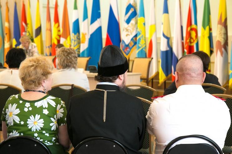 Лица придворных общественников Ульяновской области (34)