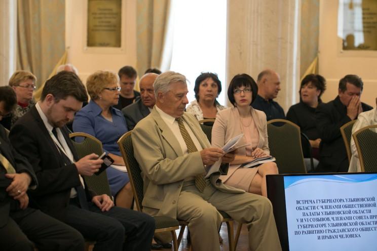 Лица придворных общественников Ульяновской области (5)
