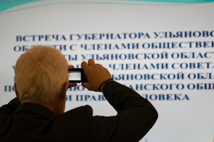 Лица придворных общественников Ульяновской области (8)