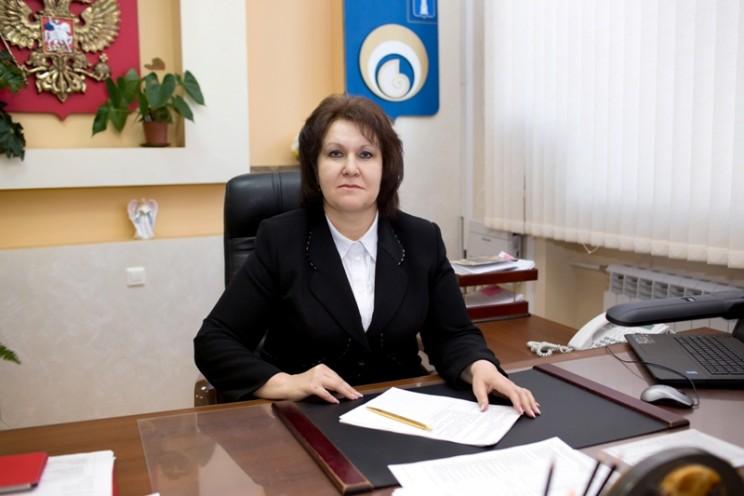 Маргарита Архипова, глава администрации Ульяновского района.