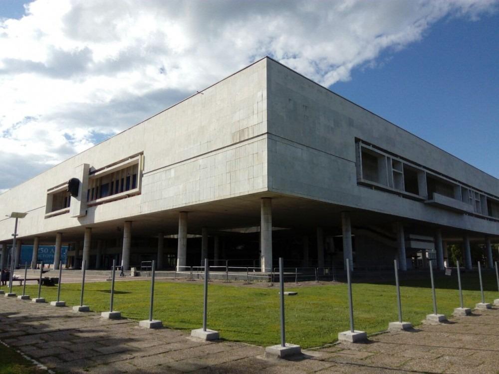 В Ульяновске закрыли доступ во внутренний дворик Мемцентра