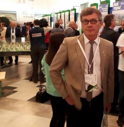 Михаил Мишин, главный архитектор Ульяновска.