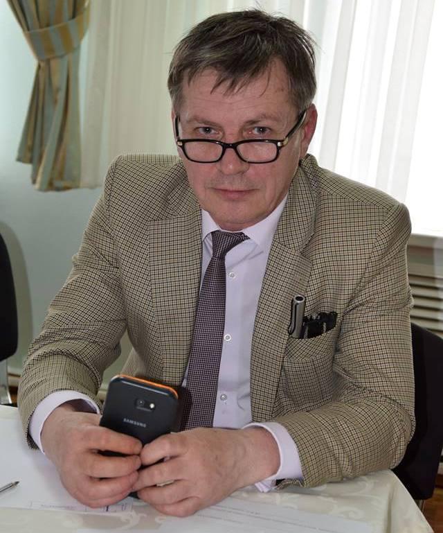 Мишин Михаил, главный архитектор Ульяновска.