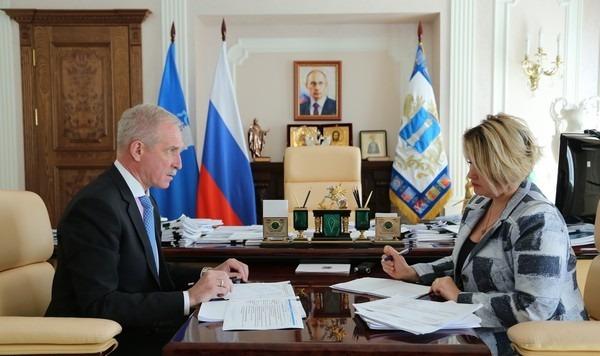 Губернатор Ульяновской области Сергей Морозов: «Мы должны по-хорошему «заболеть» цифровой экономикой»