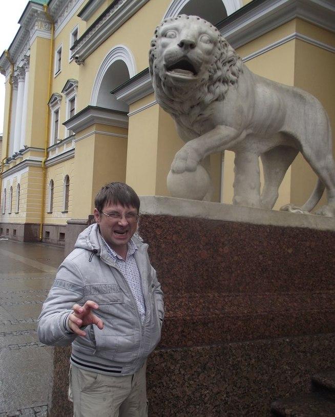 Николай Панкрашкин.