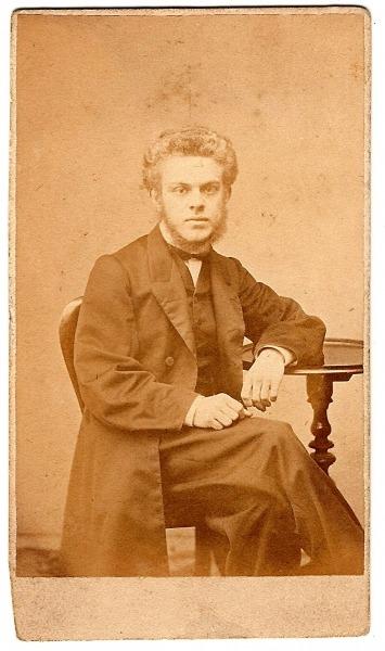 Павел Мартынов, симбирский историк-краевед.