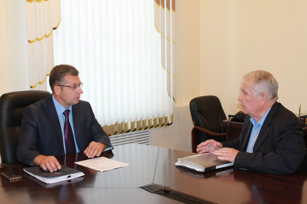 Геннадий Спирчагов секретно поработал в Общественной приемной президента России