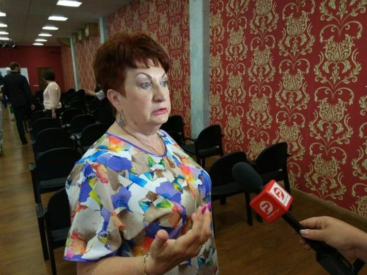 Ректор УлГПУ Тамара Девяткина потеряла пост председателя общественной палаты Ульяновской области.