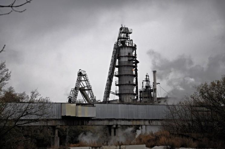 Ульяновский сахарный завод.