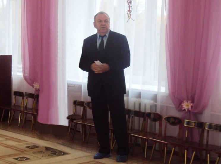 Виктор Самойлов, глава администрации Чердаклинского района Ульяновской области.