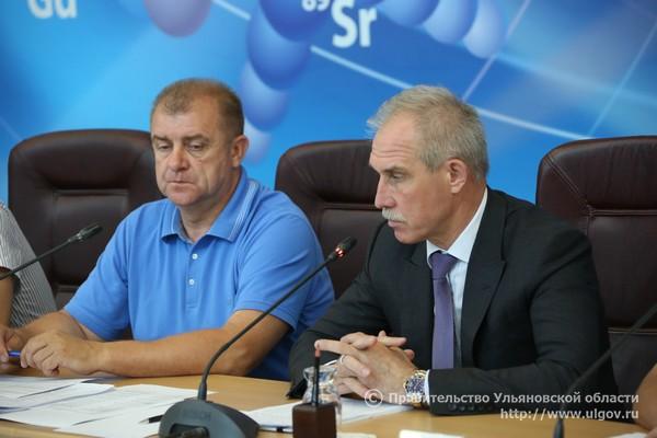Захар Мисанец (слева) и Сергей Морозов (справа).