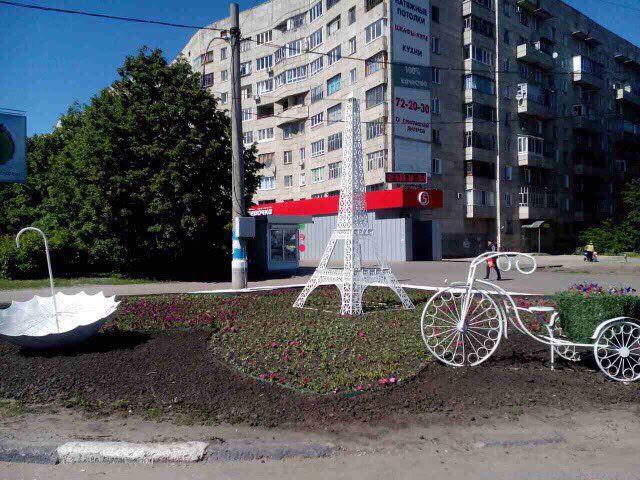Новый город, Заволжский район Ульяновска.