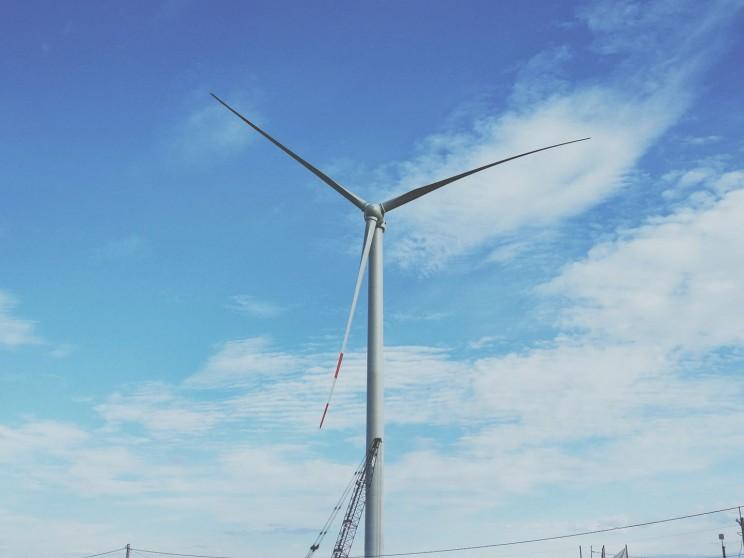 ветряк в Ульяновской области