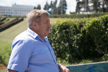 Александр Шканов парк Дружбы народов, фото 17 июля 2017 - 5