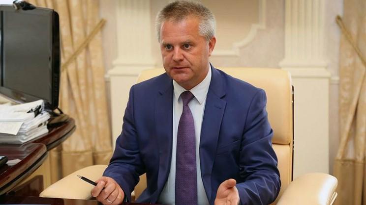 Председатель Общественной палаты Ульяновской области Александр Чепухин.