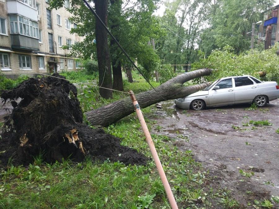 Дождь в Ульяновске: день второй. Введен режим чрезвычайной ситуации