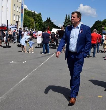Алексей Гаев, глава администрации Ульяновска.