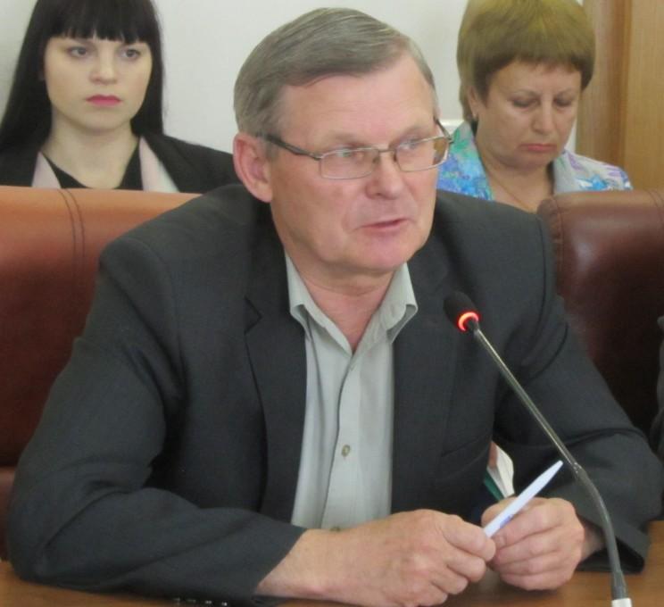 Александр Курашов, начальник управления по охране окружающей среды администрации Ульяновска.