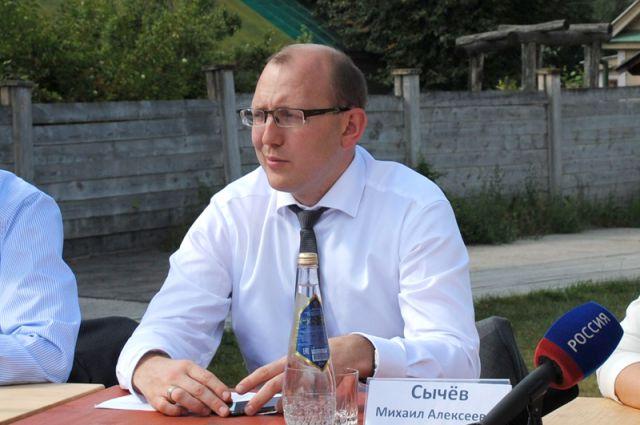 Михаил Алексеевич Сычев
