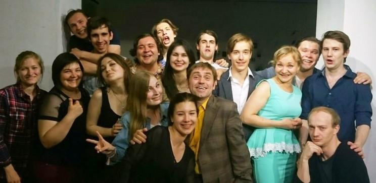 Молодежный театр Алексей Храбсков