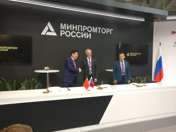Подписано инвестсоглашение с китайскими партнёрами о создании в ПОЭЗ Ульяновск кластера по производству высокотехнологичного медоборудования