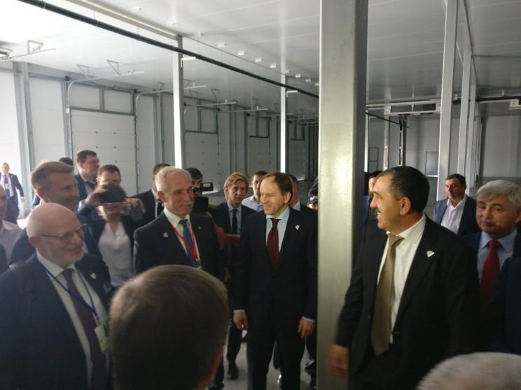 Сергей Морозов в Ингушетии 1