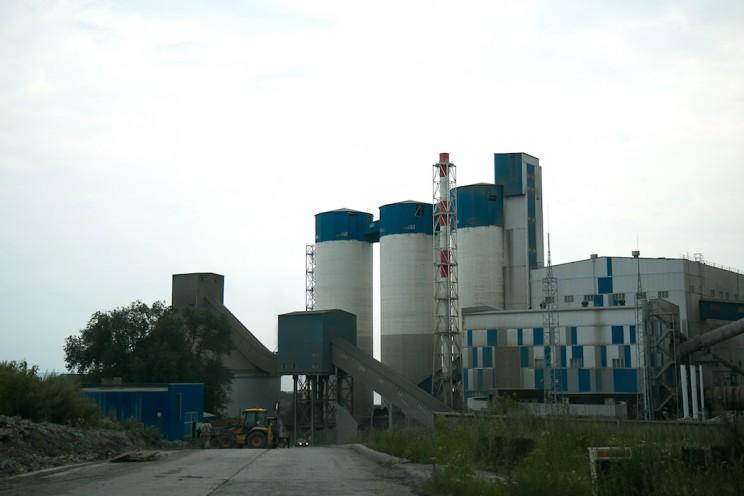 Цементный завод 14
