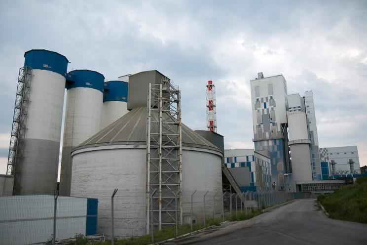 Цементный завод 15