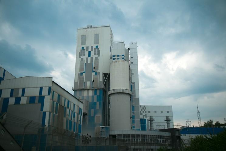 Цементный завод 17