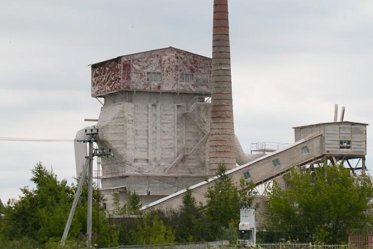 Цементный завод 6