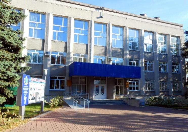 Здание министерства здравоохранения, семьи и социального благополучия Ульяновской области.