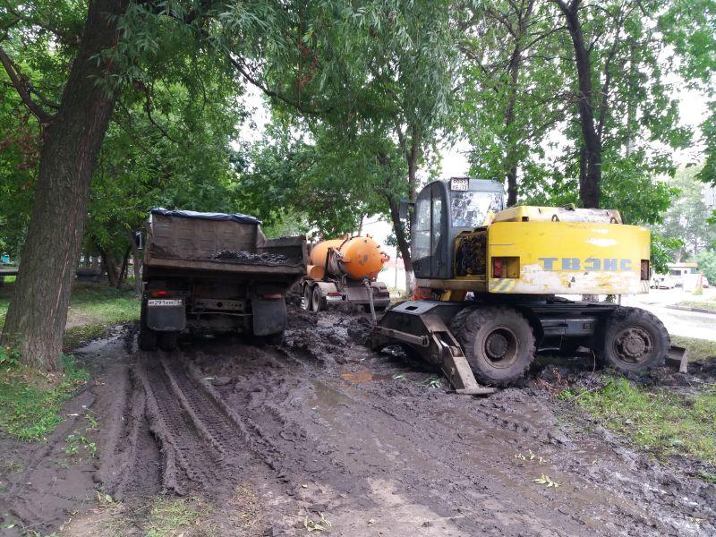 11 домов в Засвияжском районе Ульяновска остались без холодной воды