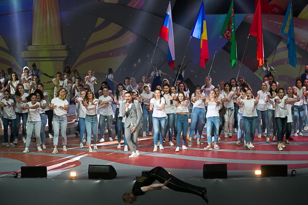 Фестиваль национальных видов спорта стран СНГ в Ульяновске: открытие