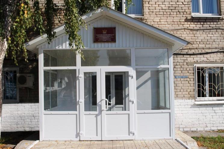 ИК 4 управления Федеральной службы исполнения наказаний по Ульяновской области