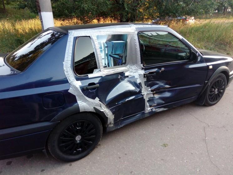 Машина Эдуарда Стоюшко 1