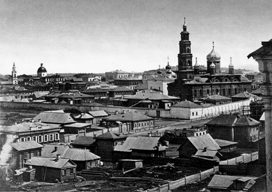 Симбирск 19-го века