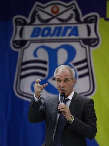 Сергей Морозов ХК Волга