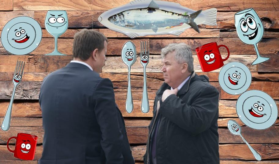 Администрация Ульяновска закупает ложки, вилки, селедочницы, салатники и другие столовые приборы