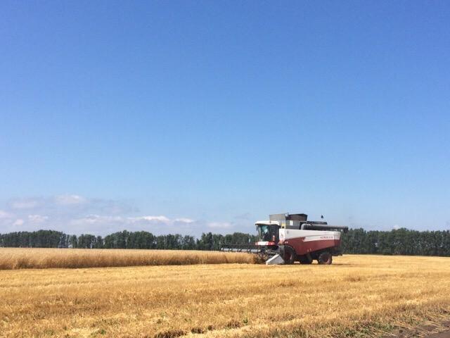 Сергей Морозов: «Аграрии радуют результатами!»