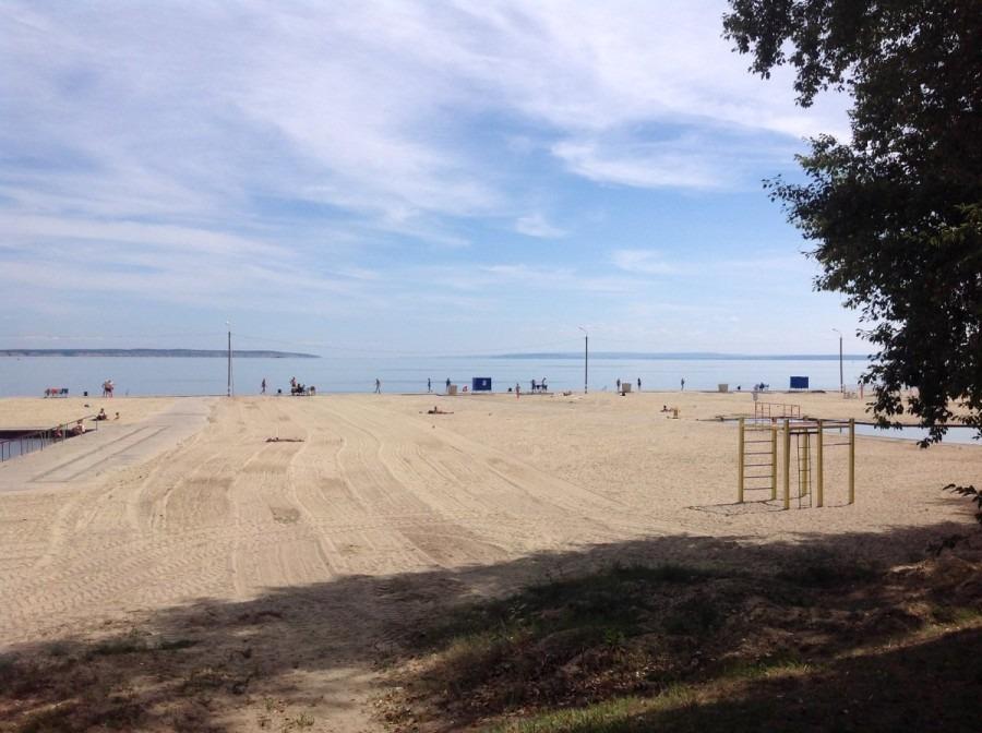 Сергей Морозов рекомендовал разработать долгосрочную программу развития центрального пляжа в Ульяновске