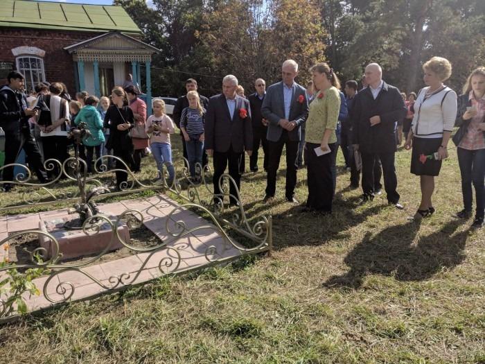 Губернатор Ульяновской области хочет создать большое общество русской сказки