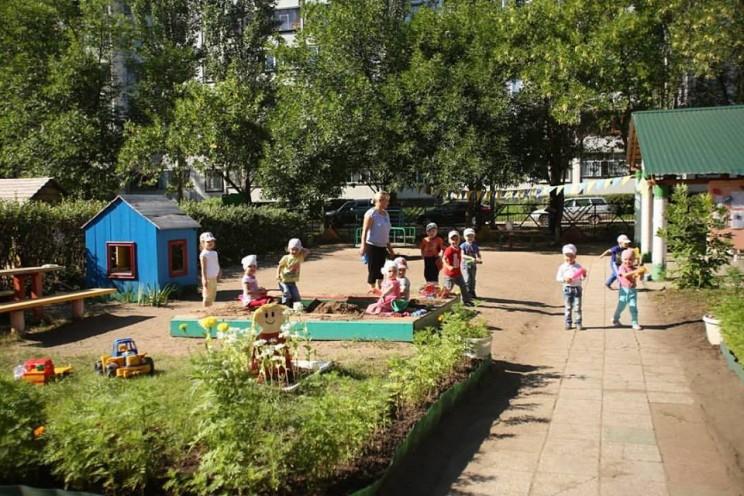 Детский сад воспитатель