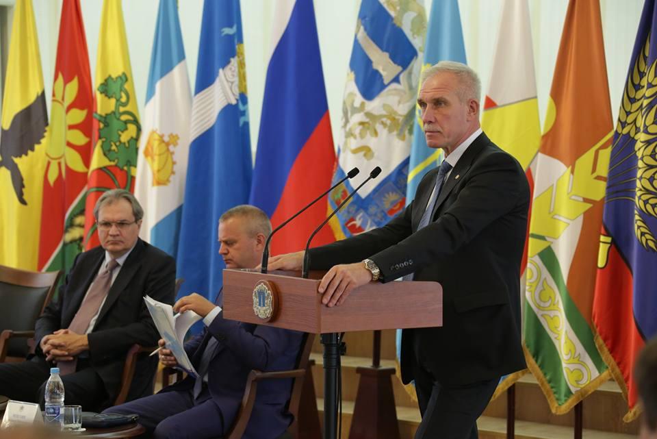 Губернатор Ульяновской области: «Завод нужен району, области, стране»